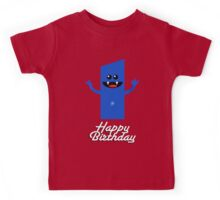 HAPPY BIRTHDAY 1 Kids Tee