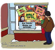 Make an offer by Larry Miller III