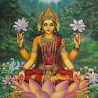 Lakshmi by Vrindavan Das