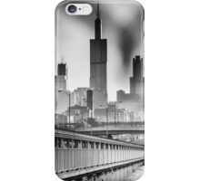 Thru a Gate iPhone Case/Skin