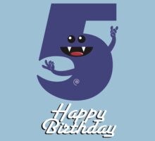 HAPPY BIRTHDAY 5 by peter chebatte