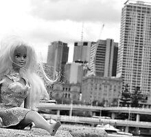 Brisbane Southbank by VeronicaPurple