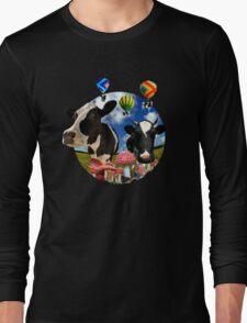 Magic mushroom part 2 Long Sleeve T-Shirt