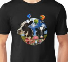Magic mushroom part 2 Unisex T-Shirt