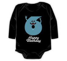 HAPPY BIRTHDAY 6 One Piece - Long Sleeve