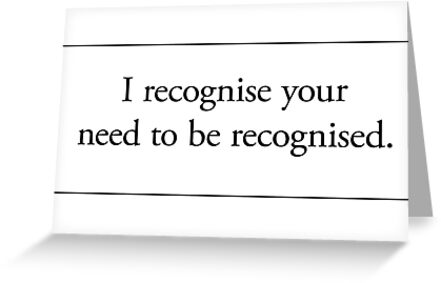 Cards for Engineers - Recognition by Tim Norton