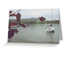 Lake Windermere, Cumbria Greeting Card