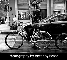 Photography by Anthony Evans by Shot in the Heart of Melbourne, 2012