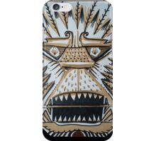 scream monster iPhone Case/Skin