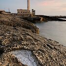 Augusta - Santa Croce lighthouse by cicciofarmaco