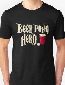 beer pong hero T-Shirt