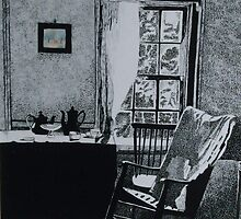The Picture on the Wall by andy davis