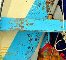 Boat, Belfast, Maine by fauselr