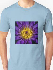 purple lotus T-Shirt