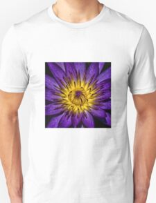 purple lotus T-Shirt