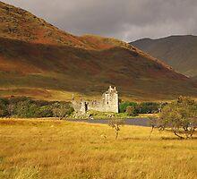 Kilchurn Castle by cieniu1