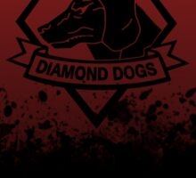 Phantom Pain - Diamond Dogs Sticker