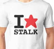 I Star Stalk  Unisex T-Shirt