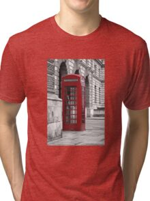 red booth Tri-blend T-Shirt
