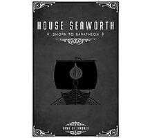 House Seaworth Photographic Print