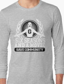 #Six Seasons and a Movie Long Sleeve T-Shirt