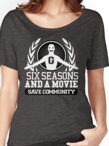 #Six Seasons and a Movie Women's Relaxed Fit T-Shirt