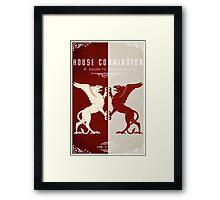 House Connington Framed Print