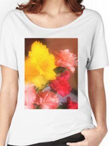 Petal Array Women's Relaxed Fit T-Shirt