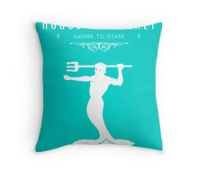 House Manderly Throw Pillow