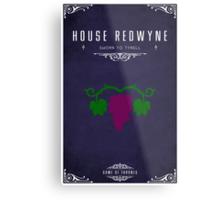 House Redwyne Metal Print