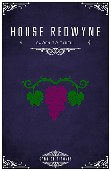 House Redwyne by liquidsouldes