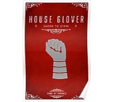 House Glover Poster