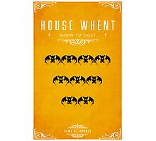 House Whent Photographic Print