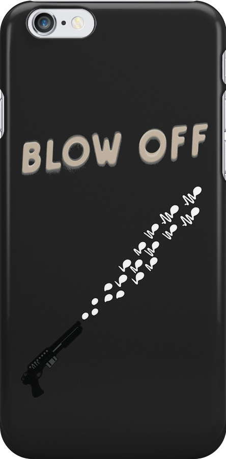 Blow off by GiorgosPa