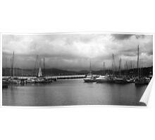 Knysna harbour Poster