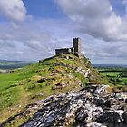 Brentor Church - Devon by Dave Lawrance