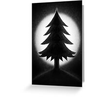 Tree2 Greeting Card