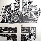 Crash 1 by James  Guinnevan Seymour