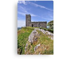 Brentor Church - Dartmoor, Devon Canvas Print