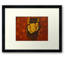 Love Series - Anticipation Framed Print