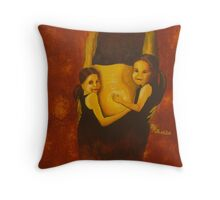 Love Series - Anticipation Throw Pillow