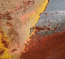 yellow gray rust 1 by dhyano