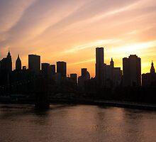 Manhattan by Slawomir  Piasecki