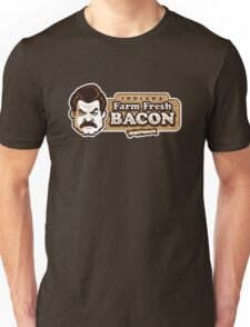 Farm Fresh Bacon Unisex T-Shirt