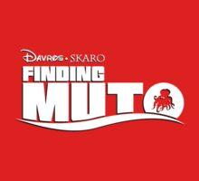 Finding Muto Kids Tee