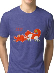 Dragon 2012 Tri-blend T-Shirt