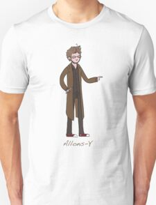 Doctor Who: Allons-Y! T-Shirt
