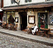 La Taverne de Montmartre by Davide Ferrari