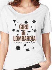 Giro Di Lombardia Women's Relaxed Fit T-Shirt