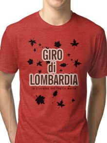 Giro Di Lombardia Tri-blend T-Shirt